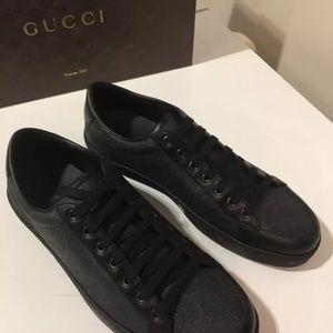a55e594db Gucci Shoes | New Tessuto Gg Supreme Web Sneakers Us 145 | Poshmark
